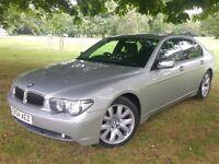 BMW 7 SERIES 3.0 730d Sport 4dr
