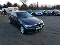 BMW 3 SERIES 318I 5DR 2006 LOW MILEAGE LONG MOT FULL SERVICE HISTORY EXCELLENT