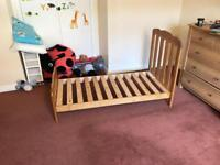 Cot Toddler Bed