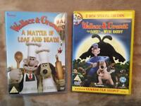 Wallace and Gromit DVD Bundle