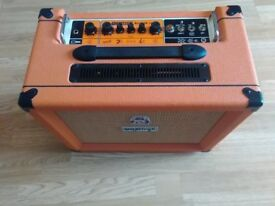 Orange Rocker 15 combo for sale.