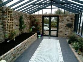 New high quality garden rooms greenhouses summer houses