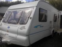 bailey ranger 550 6 berth