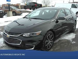 2016 Chevrolet MALIBU LT 1.5L TURBO TRUE NORTH EDITION, ONSTAR 4