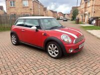 2007 MINI COOPER 1.6, FULL SERVICE HISTORY, FULL 12 MONTH MOT, LEATHER, CRUISE, BLUETOOTH, HPI CLEAR