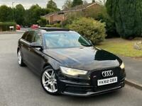 Audi S6 AVANT 4.0 TFSI V8 QUATTRO + 420 BHP + PAN ROOF + BUCKETS + EVERY EXTRA + PX WELCOME !