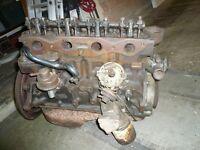 RWD Ford Escort Crossflow engine for rebuild