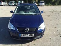 Volkswagen Polo 1.4 petrol, 1 previous owner, very low milleage: 40840