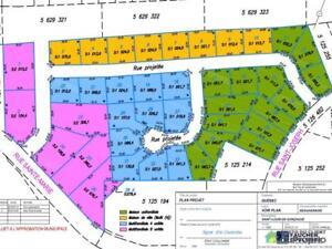 60 000$ - Terrain résidentiel à vendre à St-Louis-De-Gonzague