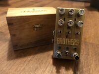 Chase Bliss Brothers Analogue Gainstage