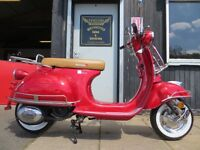 *NEW* 125cc Lexmoto Milano Scooter - £1999. Euro 4 EFI, Learner Legal. Finance subject to status