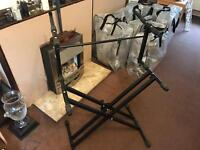Double keyboard stand in very good condition