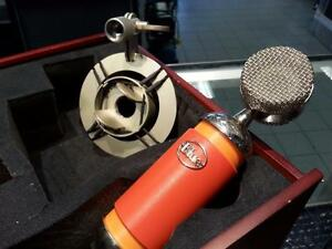 Blue Spark Condenser Microphone. We sell used Microphones.(#110979)