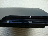 PLAY STATION 3 WITH 27 GAMES ,CONTROLLER ,CAMERA, MOTION CONTROLLER