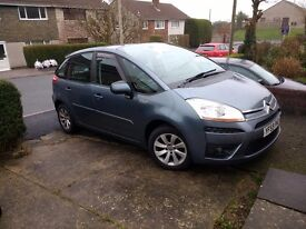 Citreon C4 1.6 VTR+ Picasso Automatic for sale