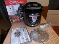 POWER -- Pressure Cooker XL --- AS NEW CONDITION --- 5 LITRE Capacity