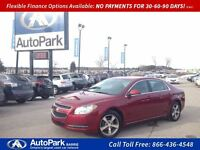 2011 Chevrolet Malibu LT| Satellite radio| Keyless entry| Auxill