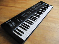 Alesis QS6 64-voice expandable synth/keyboard