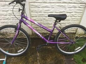 Girls /ladies 24inch bike