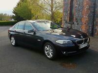 BMW 520 D Efficient Dynamics