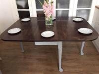 EDWARDIAN LARGE TABLE FREE DELIVERY LDN 🇬🇧DROP LEAF