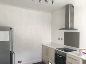 spacious 2 bed apartment in Astwood Bank