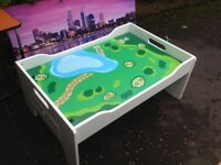 Chiders play table
