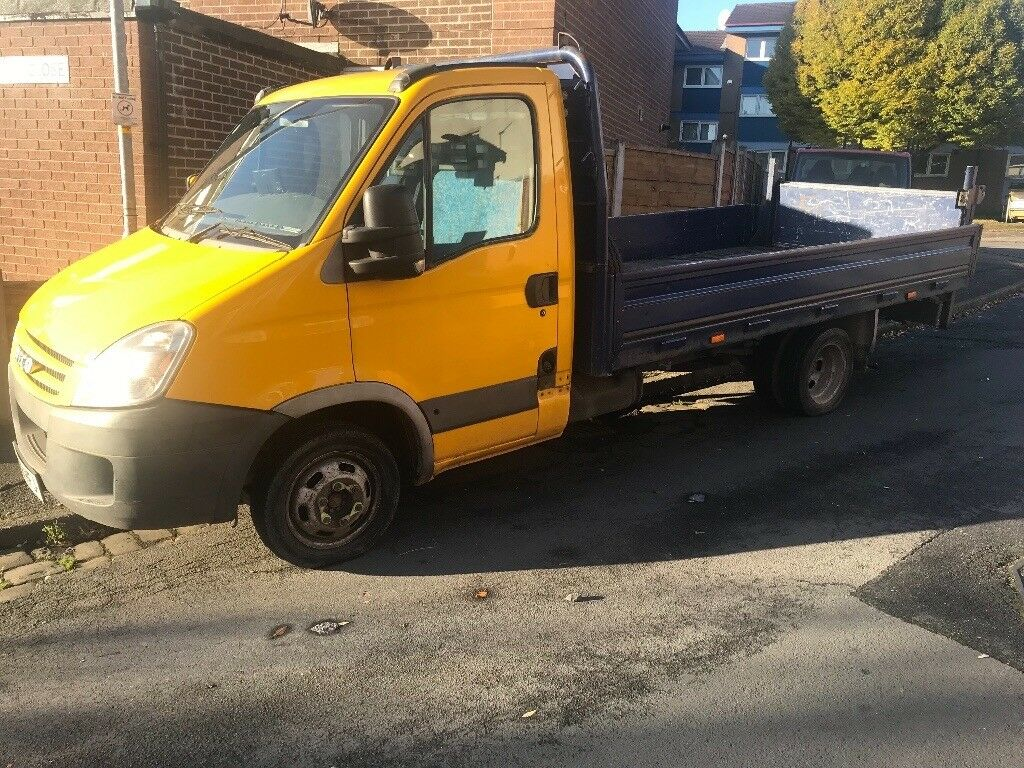 Iveco daily 35s14 tail lift