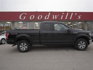 2015 Ford F-150 XLT! VOICE COMMAND! S-CAB!