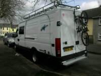 2004 Iveco Daily LWB High top Campervan 2.8ltr, motor caravan, van, Sprinter, Crafter, Master, Relay