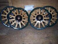 Wooden Wheels for Antique Cars