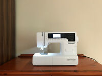 Nearly New Bernina Bernette Chicago 7 Sewing & Embroidery Machine / Retail Price £799