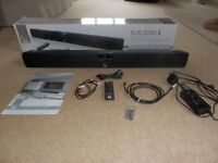 ROTH SUB ZERO II TV SOUNDBAR- WITH BLUETOOTH AND REMOTE : FULLY WORKING / EXCELLENT CONDITION