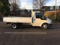 2007 ford transit MWB dropside truck outstanding condition 1 owner MUST BE SEEN not tipper NO VAT