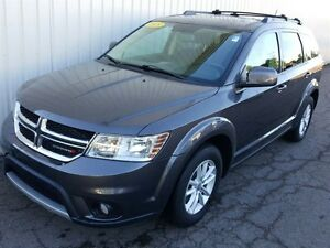 2015 Dodge Journey SXT LOW KMS/FACT WARR/7 PASS/REMOTE START/BLU