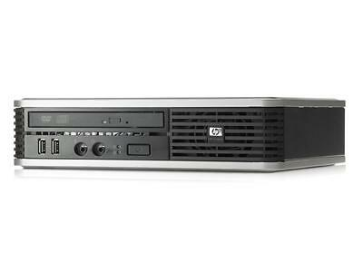 HP DC7800 USDT Mini PC Core 2 Duo 2.4GHz 2GB 80GB Windows 7 Desktop Computer