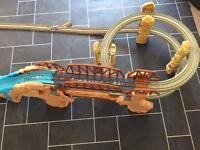 THOMAS Tumblin Bridge Set