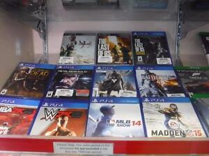 Come in to Busters Pawn Shop and get money for your games and consoles! We give the best values compared anywhere else!