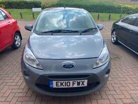 image for Ford, KA, Hatchback, 2010, Manual, 1242 (cc), 3 doors