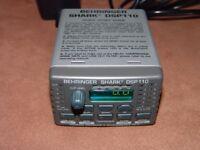 Behringer Shark DSP-110