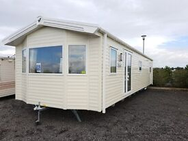 2017 Willerby Rio Premier Mobility static caravan Grange Leisure, Coastfields with golf and fishing