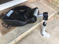 Maxi Cosi Easy Base 2 car seat base unit for pebble or cabriofix seats.
