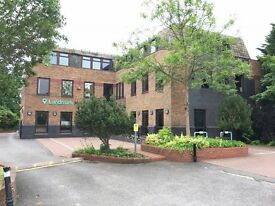 Serviced Offices in Hook, village location with excellent transport links