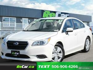 2017 Subaru Legacy 2.5i REDUCED | HEATED SEATS | BACK UP CAM...