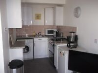 1 bed raised Gnd Fl Flat in centre of Brighton. Recently decorated throughoutand new bathroom