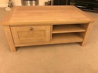 New Next Oak Malvern Coffee Table