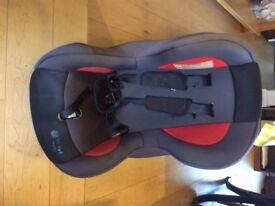 car seat. originally from argos