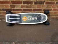 Heavy duty Electric Skateboard URBAN UM72 brand new batteries priced reduced
