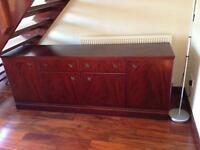 Large Mahogany sideboard