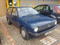 VW Polo Bradvan 1.0 4 speed 1987 - classic car